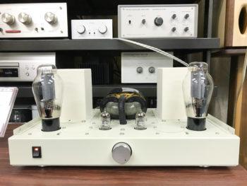 明日より3日間TA-300B試聴できます   真空管と高音質部品のアムトランス